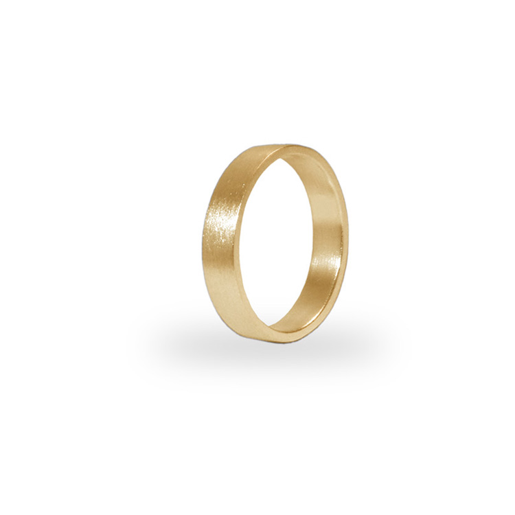 SATIN BAND FLAT_YELLOW GOLD_THUMB V2