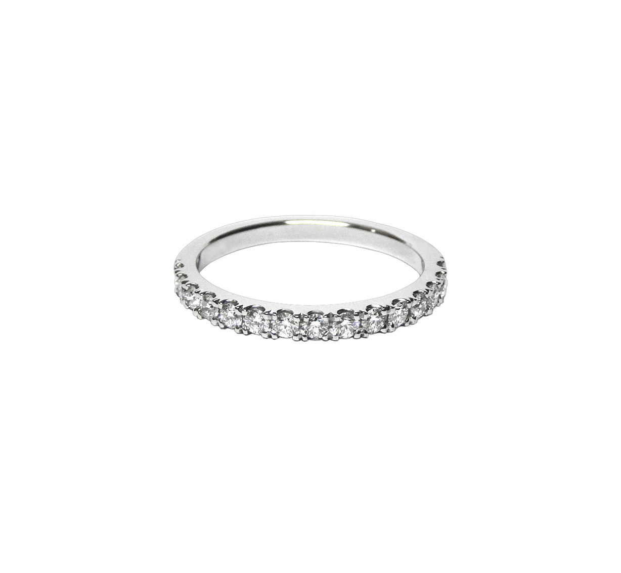 MICRO SPLIT PAVE WEDDING BAND_V1