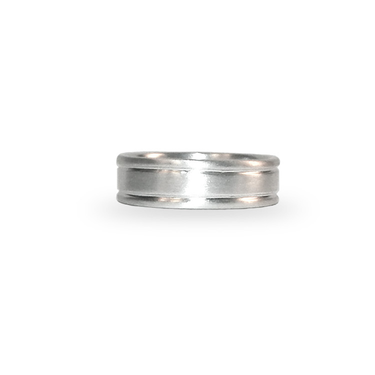 SATIN BAND DOUBLE WIRE_WHITE GOLD_THUMB V2